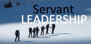 Servant leadership example