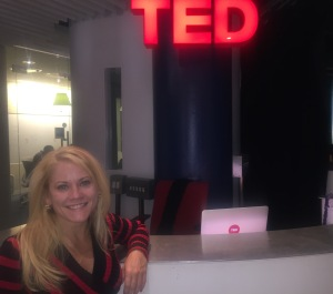 Visiting TED Headquarters in NYC!